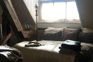 romantische slaapkamer inrichting